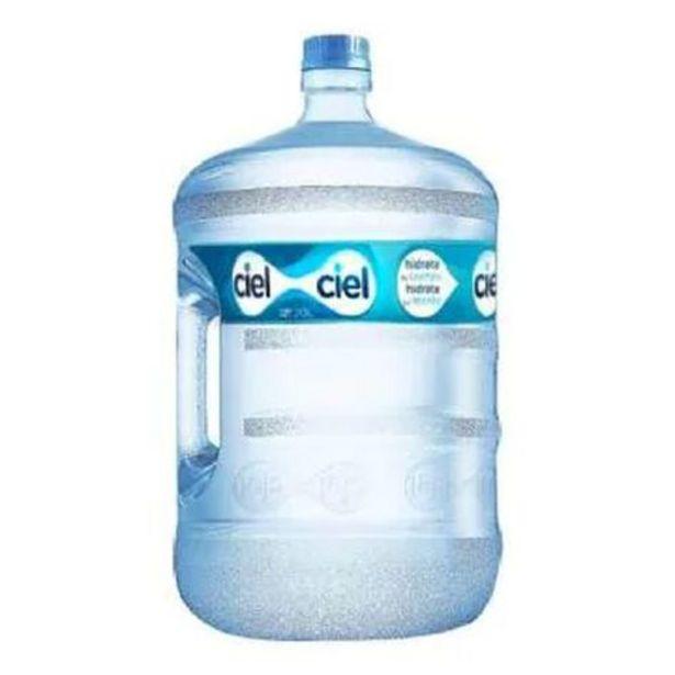 Oferta de Agua Natural Ciel 20 Lt por $40