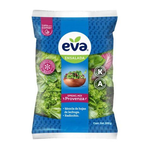 Oferta de Ensalada Spring Mix Provenza Eva 200 g por $54.9