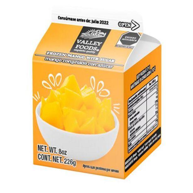 Oferta de Mango Soriana C/Azucar Paq 226 Gr por $12.5