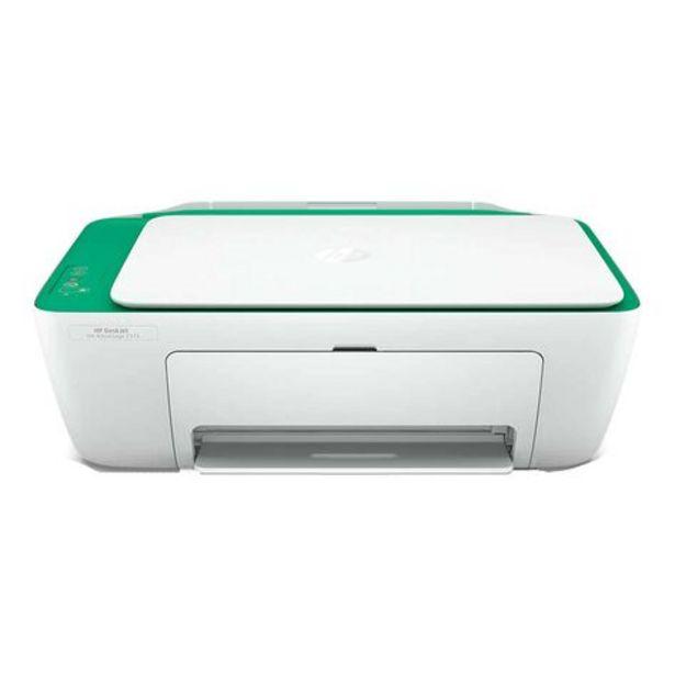Oferta de Impresora Multifuncional HP Deskjet Ink Advantaje 2375 por $1199