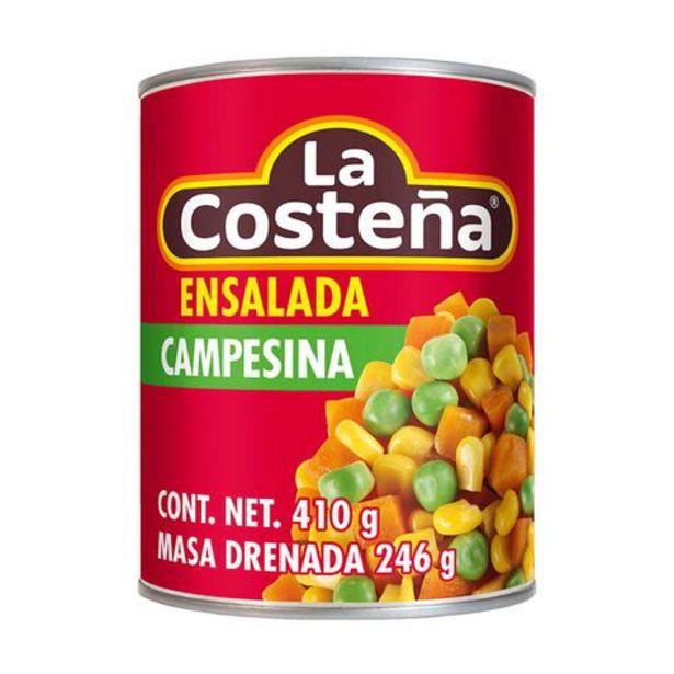 Oferta de Ensalada Campesina La Costeña 410 Gr por $1300