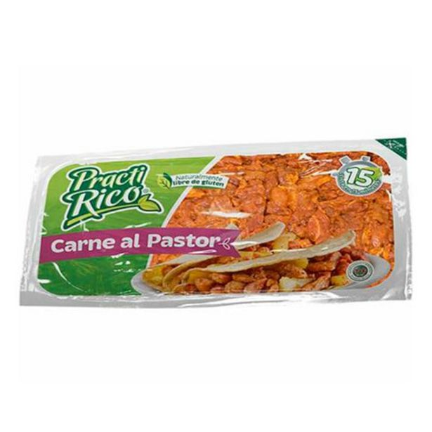 Oferta de Carne Al Pastor Practi Rico 500 gr por $82.9