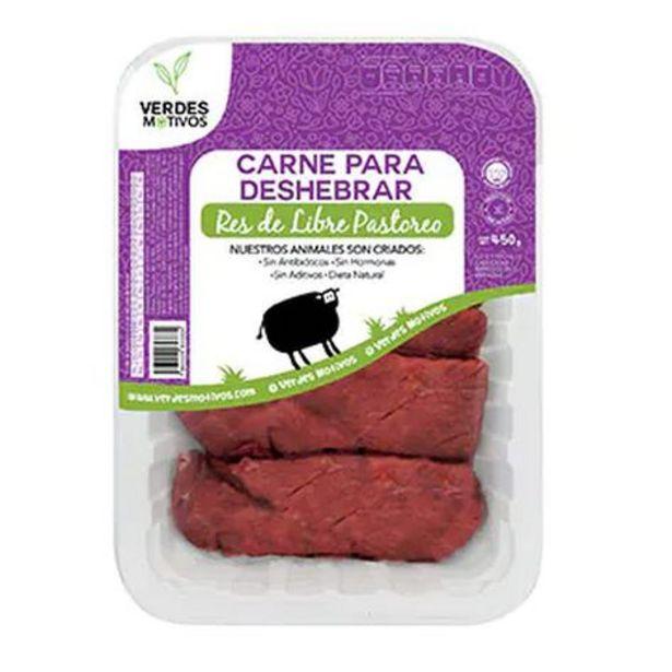 Oferta de Carne para deshebrar Res Verdes Motivos 450 Gr por $129.9