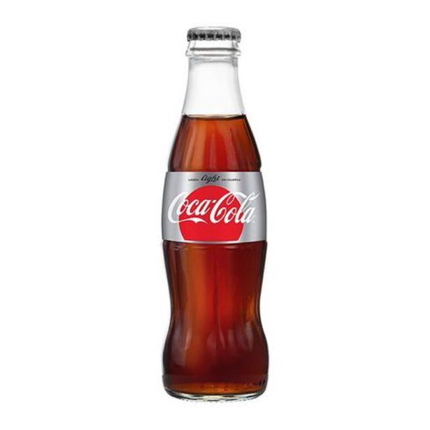 Oferta de Refresco Coca-Cola Light 235 Ml por $9