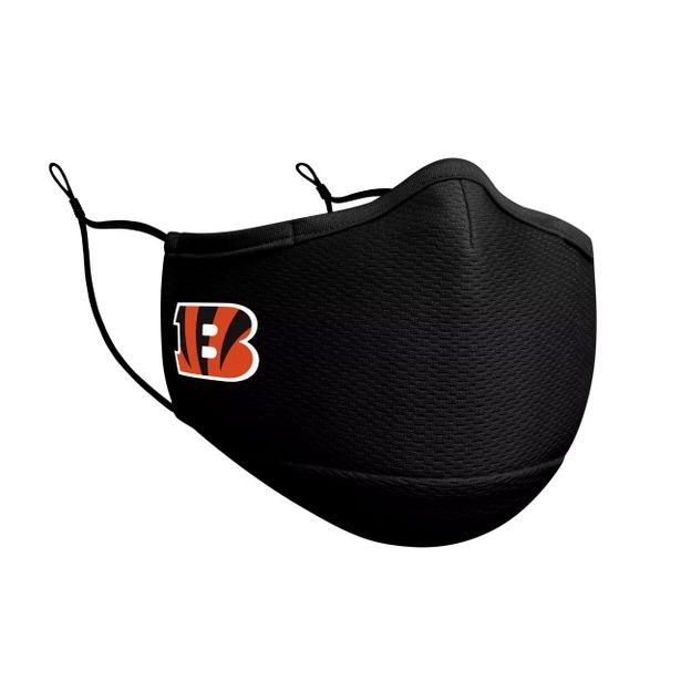 Oferta de Cincinnati Bengals Cubrebocas Negro  NFL Sideline por $449