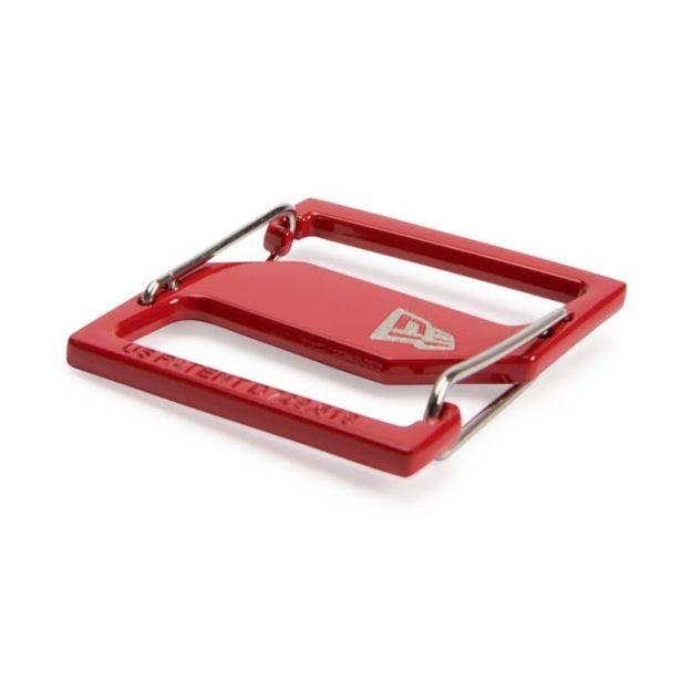 Oferta de New Era Cap Clip Rojo por $199