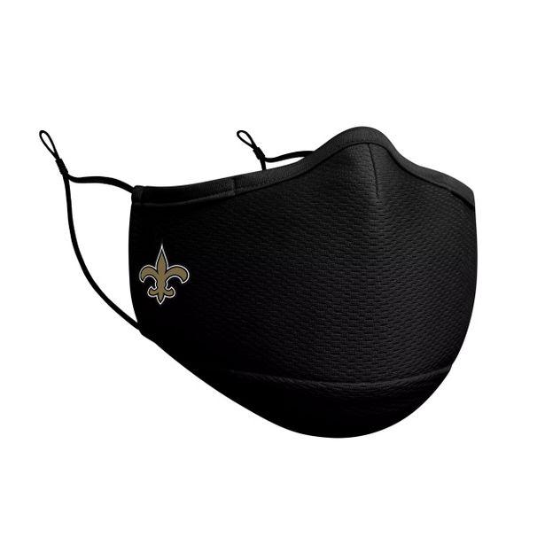Oferta de New Orleans Saints Cubrebocas Negro  NFL Sideline por $449