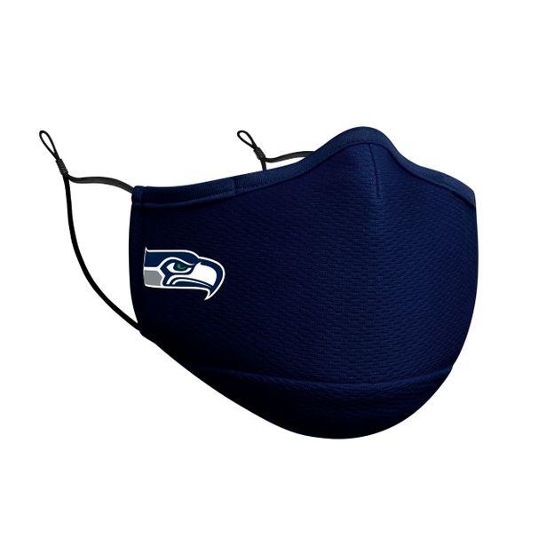 Oferta de Seattle Seahawks Cubrebocas  NFL Sideline por $449
