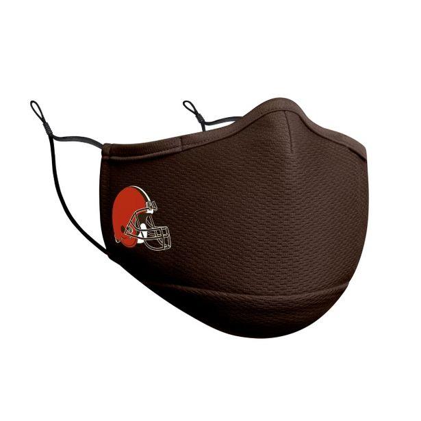 Oferta de Cleveland Browns Cubrebocas  NFL Sideline por $449