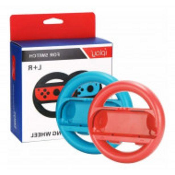 Oferta de Volante Para Controles Nintendo Switch Joy por $679