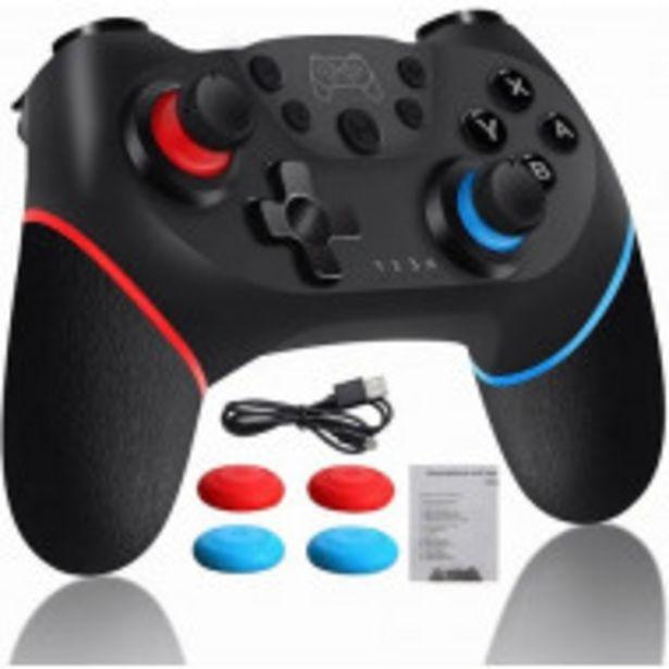 Oferta de Control Inalambrico Gamepad Joystick Para Nintendo Switch por $1819