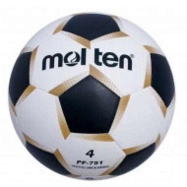 Oferta de Balón De Fútbol Rápido No. 4 Molten Pf-751 Laminado por $939