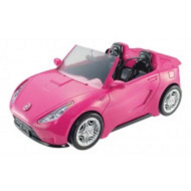 Oferta de Barbie, Coche Convertible por $959