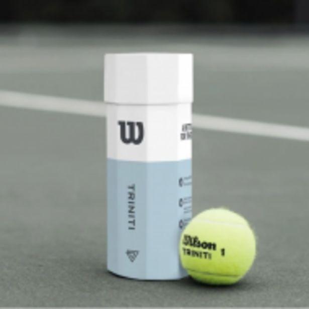 Oferta de Pelota De Tenis Triniti Wilson por $639