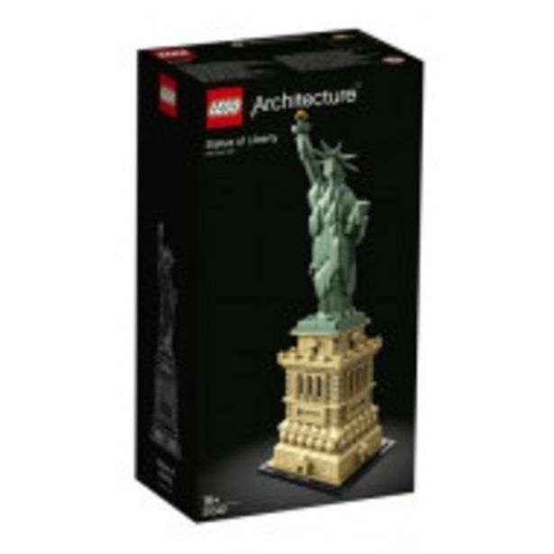 Oferta de Lego Estatua De La Libertad Architecture por $3489