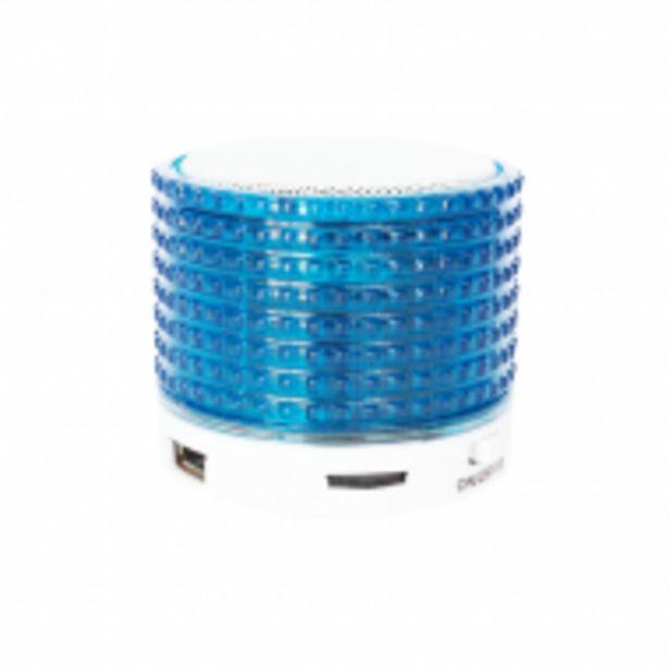 Oferta de Mini Bocina Fussion con Luz LED 300W por $439