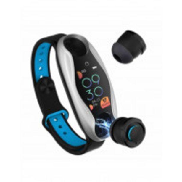Oferta de Smartwatch Bluetooth Con Audifonos Modelo K5 por $2309