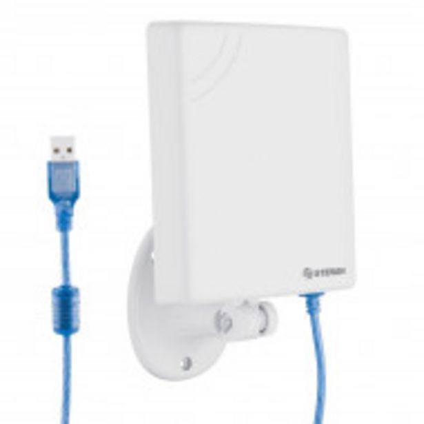 Oferta de Antena / tarjeta de red USB Wi-Fi para intemperie por $809