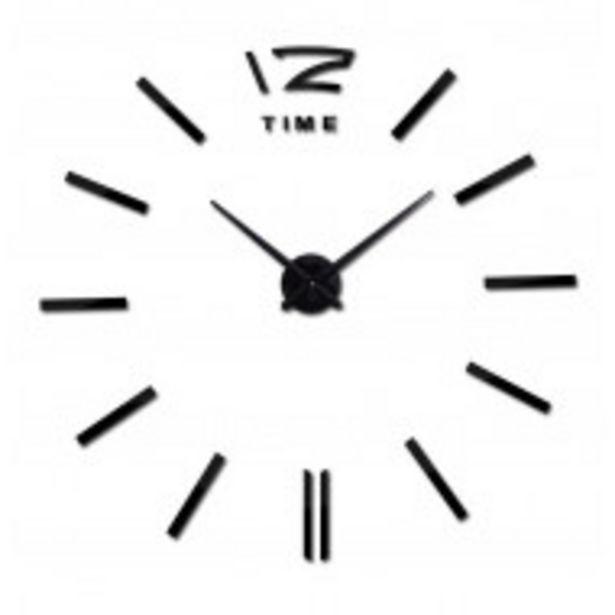Oferta de Reloj De Pared 3d 100cm*100cm. por $1129