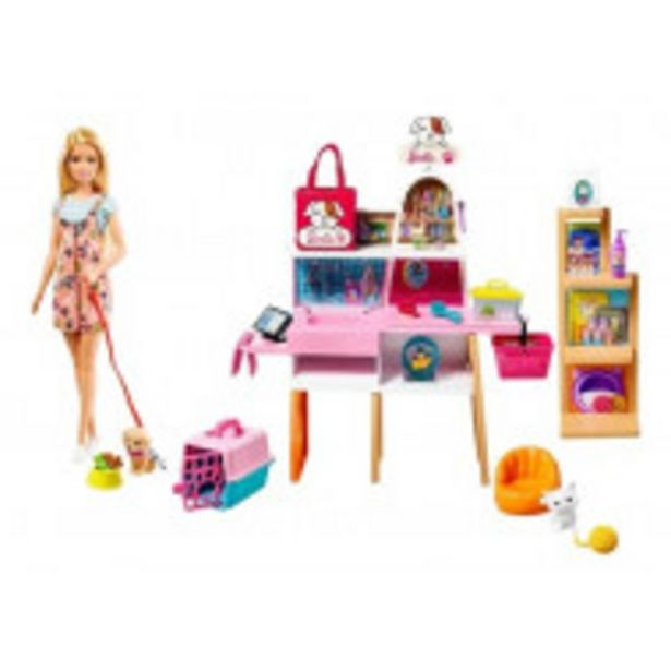 Oferta de Barbie Estate Tienda Para Mascotas por $1229
