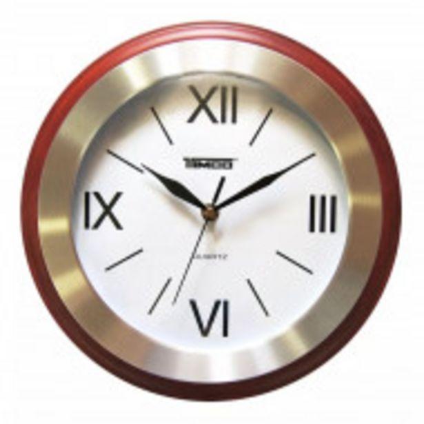 Oferta de Reloj de pared números romanos por $619