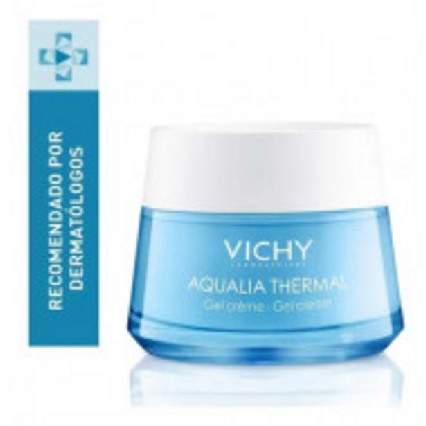 Oferta de Gel Hidratante Vichy Aqualia 50ml Normal por $1199