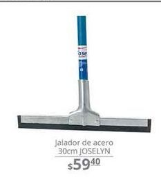 Oferta de JAlador de acero 30 cm joselyn  por $59.4