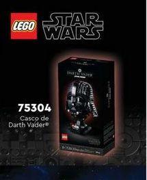 Oferta de Juguetes LEGO casco de Darth vader por