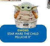 "Oferta de Juguetes Star Wars Tje Child peluche 11"" por"