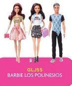 Oferta de Muñecas Barbie los polinesios por