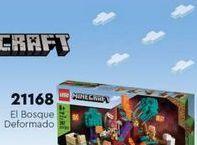 Oferta de Juguetes LEGO el bosque deformado por