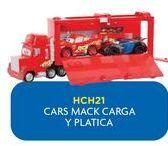 Oferta de Camión de juguete Cars Mack carga y platica por