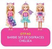 Oferta de Muñecas Barbie set de disfraces por