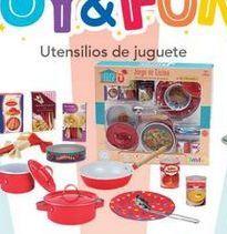 Oferta de Utensilios de juguete Joy & Fün por