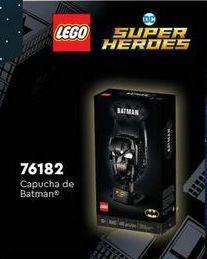 Oferta de Juguetes LEGO capucha de batman por