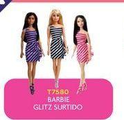 Oferta de Muñecas Barbie Glitz surtido por