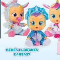 Oferta de Bebés llorones fantasy por