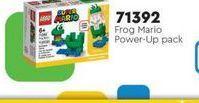 Oferta de Super Mario Frog Mario power-up Pack por