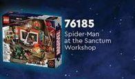 Oferta de Juguetes LEGO Spider-man at the sanctum workshop por