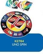 Oferta de Juegos de mesa uno spin por