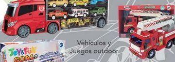 Oferta de Camión de juguete Joy&Fün por