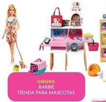 Oferta de Muñecas Barbie tienda para mascotas por