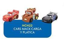 Oferta de Carrito de juguete Cars Mack carga y platica por