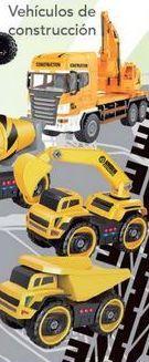 Oferta de Vehiculos de construcción por