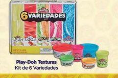 Oferta de Juguetes Play-Doh texturas por