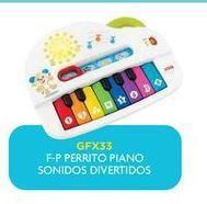 Oferta de Perrito piano sonidos divertidos por