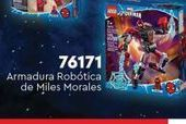 Oferta de Juguetes LEGO armadura robotica de spider man por