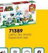 Oferta de Super Mario Lakitu Sky World Expansion Set por
