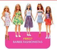 Oferta de Muñecas Barbie fashionistas por