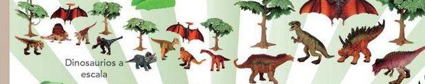 Oferta de Dinosaurios a escala Joy&Fun por